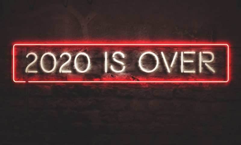 2020 is Over
