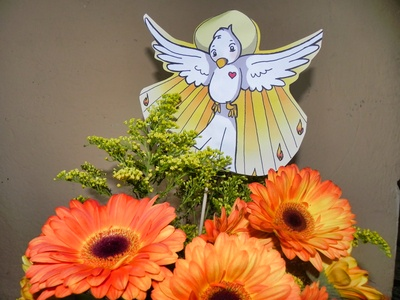 7 Flowers for the Holy Spirit