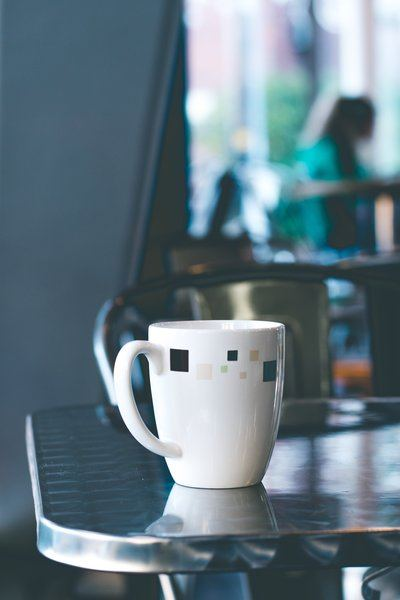 A Lonely Coffee Mug
