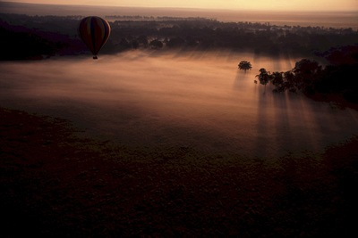 Air Balloon in Africa