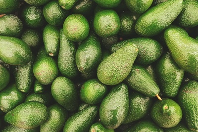 Avocados Background