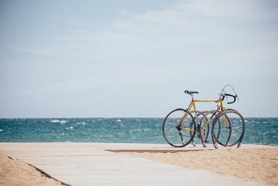 Beach Boardwalk Bike