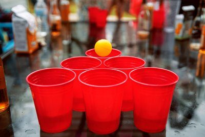 Beer Pong Punkte