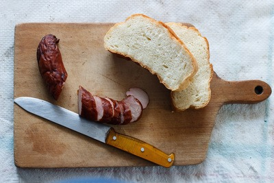 Bread & Sausages