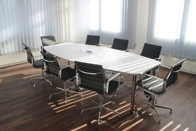 Business Meeting Table