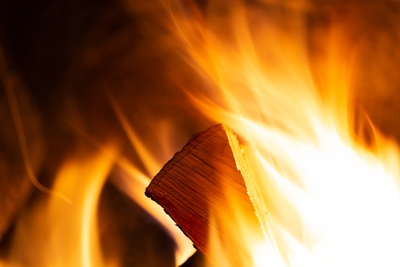 Campfire Wood Flame