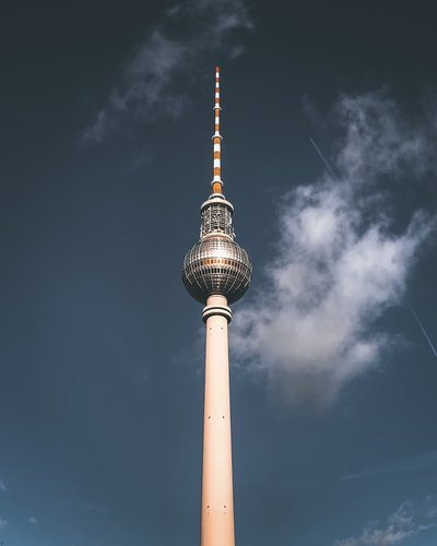 Can Anyone Say Berliner Fernsehturm?