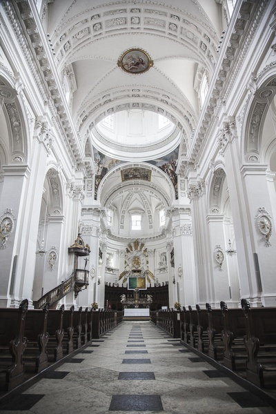 Cathedral interior Photo
