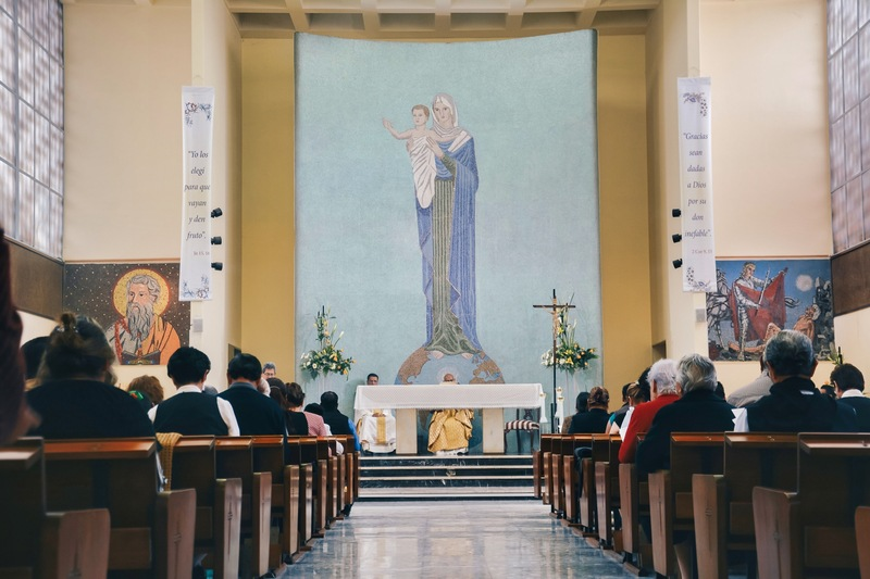 Chapel of the Queen of the Apostles