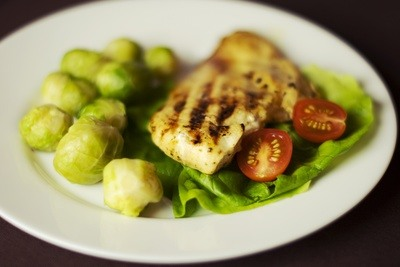 Chicken & Brussel Sprouts