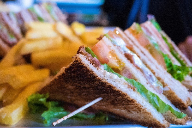 Club S&wiches