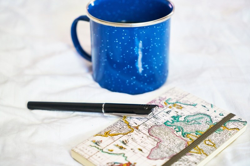 Coffee & Travel Map