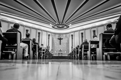 Consecrated in Mass