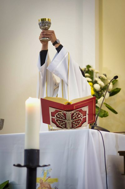 Consecration of the Blood of Christ