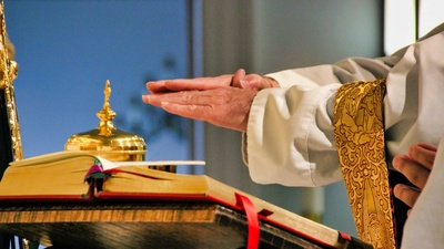 Consecration of the word