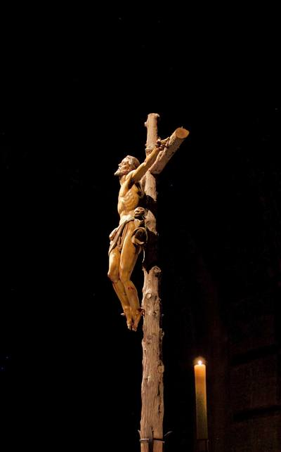 Contemplation of the Cross