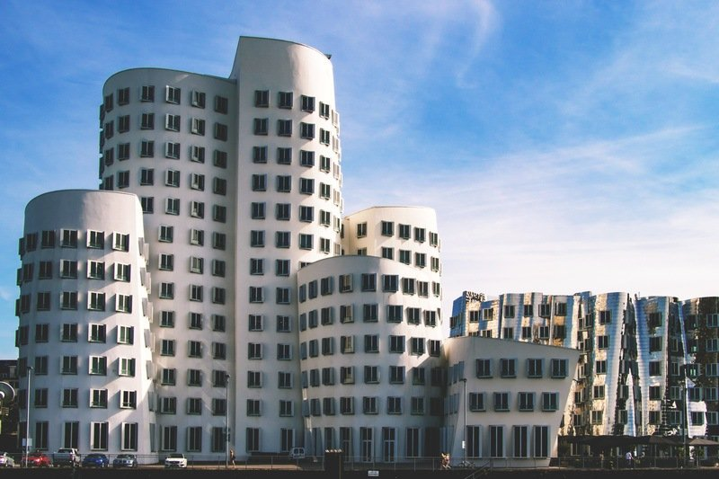 Dusseldorf Buildings