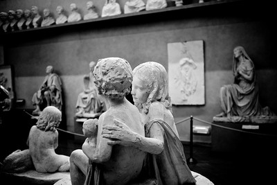 Emotions Of Statues