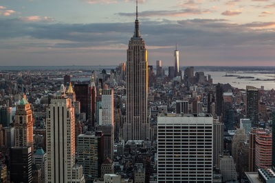 Empire View, NYC