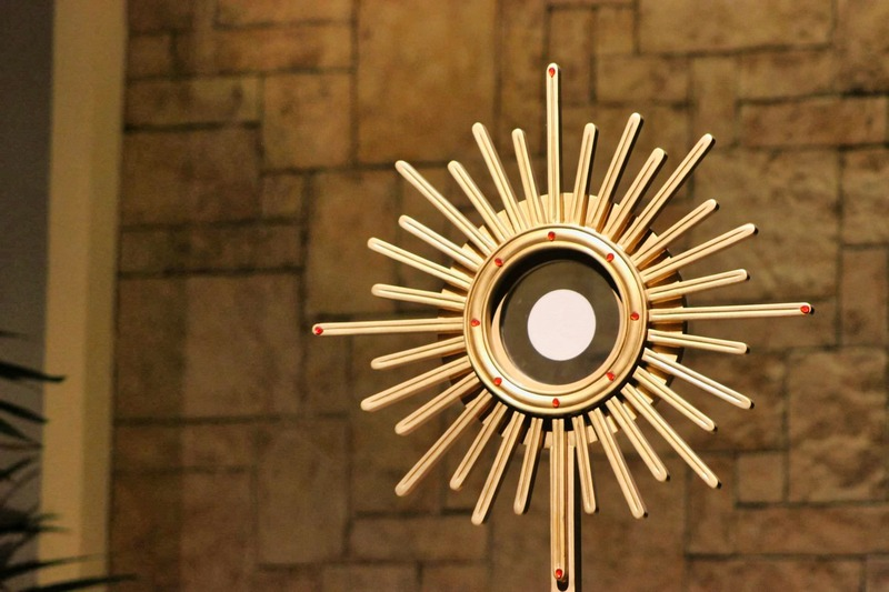 Exhibition of the Blessed Sacrament