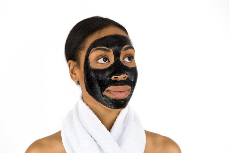 Face Mask at the Spa