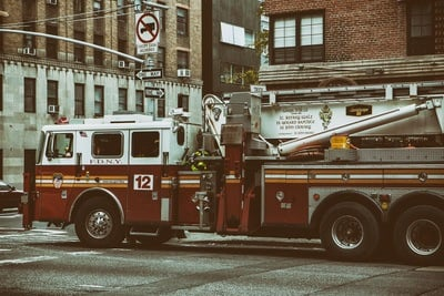 Fire Truck New York