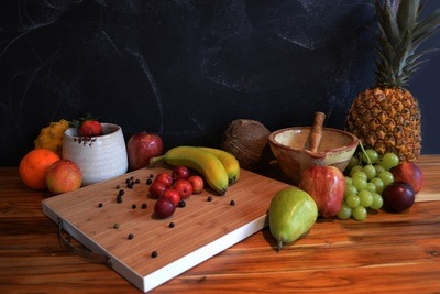 Fruit in Kitchen
