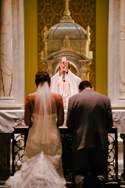 God at the heart of marriage