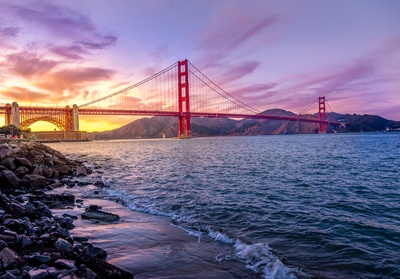 Golden Gate Bridge, Usa