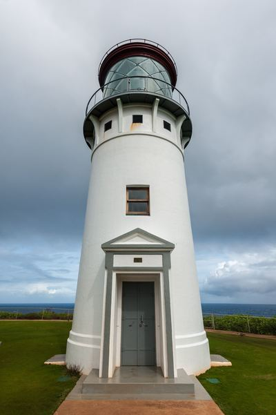 Gray And White Lighthouse