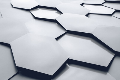 Hexagons Abstract