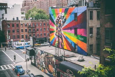 High Line View