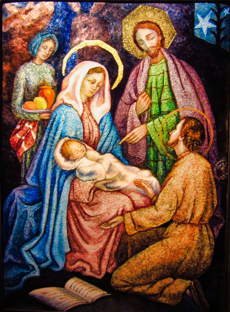 Holy Christmas, the greatest gift is Jesus