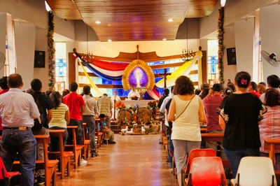 Holy Mass in Paraguay