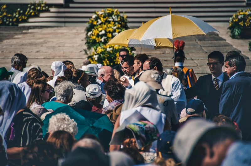 Holy Mass in the Vatican