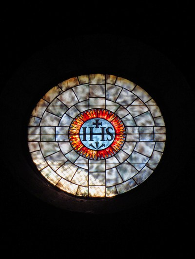 JHS Stained Glass