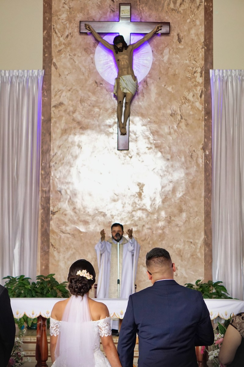 Jesus and the Bride and Groom