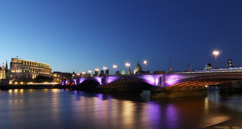 Landscape Photography of Bridge Over Water
