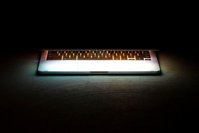 Laptop Keyboard Glow