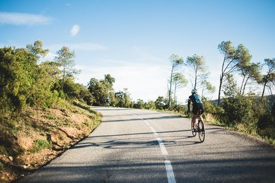 Long Distance Cyclists