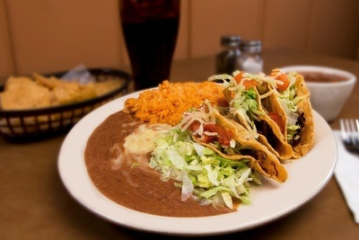 Mexican Tacos Meal