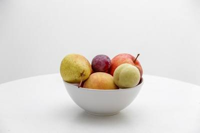 Minimal Fruit Bowl