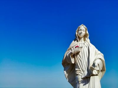 Mutter Gottes Mary