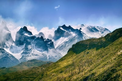 Mountains in Chile