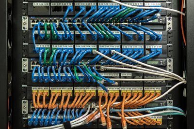 Network Server Switches
