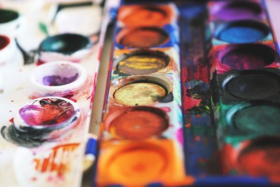 Painting Pastels