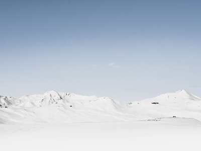 Photography of Snow Covered Mountain