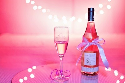 Pink Party Wine