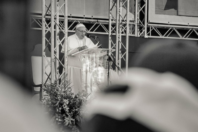 Pope Francis at WYD 2019