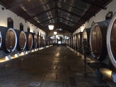 Portuguese Winery and Port hall